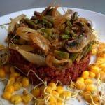 Macrobiótica o cómo comer con variedad y colorido