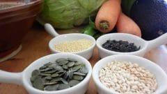 Alimentos permitidos y alimentos prohibidos en la macrobiótica