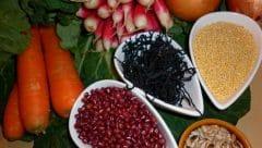 Plan de alimentación macrobiótica para restablecer la salud