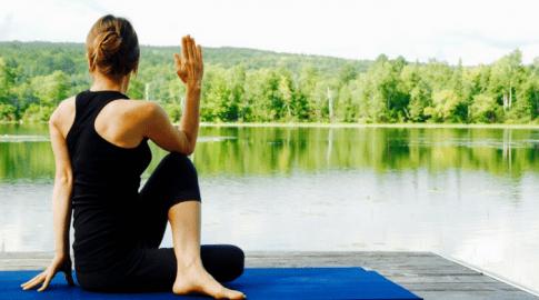 Yoga y menopausia