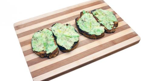 Seleccion de patés energéticos con proteína vegetal