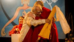 Conversaciones entre Sri B.K.S. Iyengar y el Dalai Lama