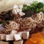 Receta vegana del nabe, comida de los luchadores de sumo
