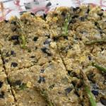 Dos versiones de pan Ohsawa sin gluten: dulce y salado
