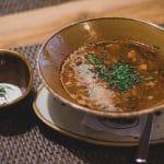 8 sopas de verduras, cereales y legumbres