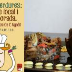 Mercat del RiuRau: Cocinando verduras de temporada