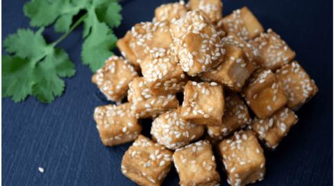 Cocina deliciosa con Tofu