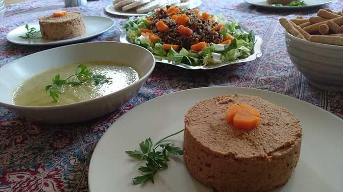 Clases de cocina macrobi tica personalizadas ca l agn s for Cocina macrobiotica