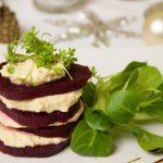 Cocina navideña vegana gourmet
