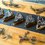 Bocaditos de quinoa con cacao